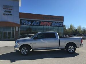 2014 Ram 1500 SLT  LOCAL TRADE, ACCIDENT FREE, 4X4, EASY FINANCI