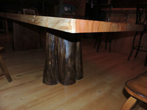 Hand crafted tables by Deep Forest in fanny bay Comox / Courtenay / Cumberland Comox Valley Area image 4