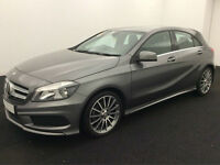 £275.88 PER MONTH STUNNING MERCEDES A200 1.8CDI AMG SPORT BLUE EFFICIENCY