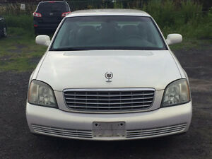 2004 Cadillac DeVille AS IS