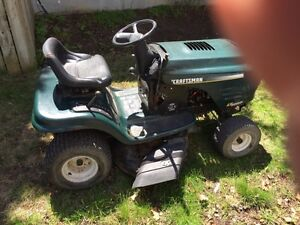 Riding lawnmower engine is dead
