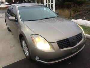 Lease to own in 2 years for $234+hst p/month 2004 Nissan maxima
