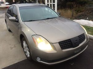 Lease to own in 2 years for $221+hst p/month 2004 Nissan maxima