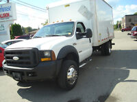 2006 FORD F450..SUPER DUTY..CAB-CHASSIS..CERT. E-TESTED