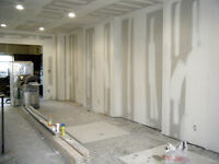 Drywall services. Free estimates.