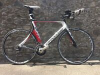Cannondale TT Time Trial Road Bike