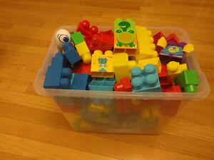 Mega Blocks Box