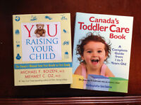 Baby/Toddler Help Books