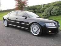 2007 Audi A8L 3.0TDI QUATTRO **EXTENDED WHEEL BASE ** SPORT **230 BHP *4x4*LWB*