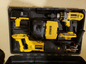 Dewolt electrical tools