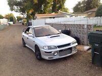 1993 Subaru WRX STI