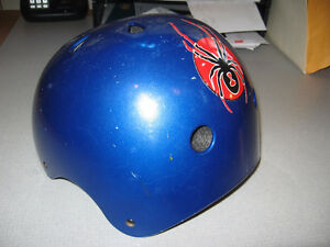 safety helmet - used for  rock climbing