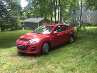 2010 Mazda 3 Sedan GS 5 Speed