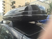 Thule cargo/ski car topper