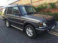 Land Rover Discovery 2.5Td5 ( 7st ) 2000MY Td5 GS (7 seat)