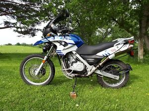 MINT 07 BMW GS 650 F Dakar