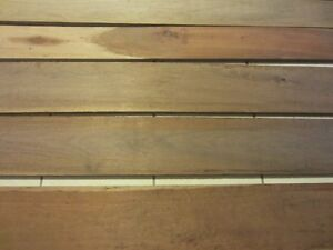 """20 Bf (25 Sq.Ft.) Black cherry boards, planed both sides - 3/4"""""""