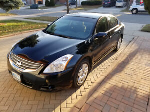 2012 Nissan Altima For Sale, Low KM,  in Excellent Condition