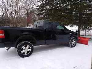 Ford F150 FX4 Leather. Plow truck Cambridge Kitchener Area image 4
