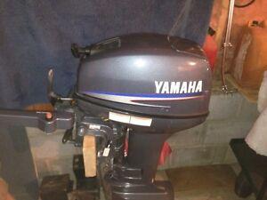 Yamaha 9.9   2 stroke