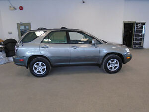 2003 LEXUS RX300 LUXURY SUV! 1 OWNER LEATHER! MINT! ONLY $8,900!