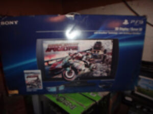 "24""  SONY PLAYSTATION 3D  MONITOR"