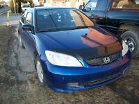 2004 Honda Civic Coupé (2 portes)