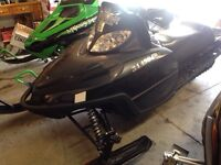 2010 ARCTIC CAT CFR 800 H.O. WITH REVERSE