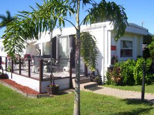 Floride Naples  Maison Mobile à vendre