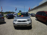 2006 Nissan X-trail LE SUV, Crossover E-TESTED & CER