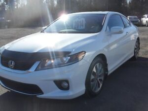 Honda Accord Coupe 2dr I4 CVT EX 2014