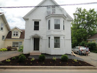 October 1st - newly renovated 2 bedroom and den suite