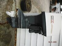 1960's - 60 H.P. Johnson Outboard Motor