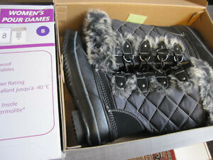 Winter Boots,Khombu, -40 degrees, 7, 8, 9, BNIB