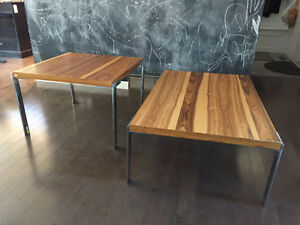 EQ3 Coffee table and side table for sale