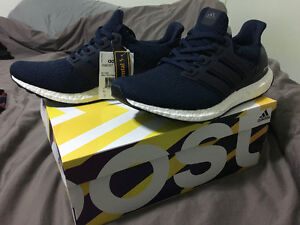 Adidas Navy Ultra Boost 3.0 Size 10