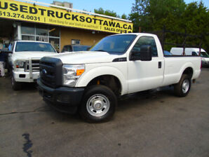 2013 Ford F250 4x4   6.2 V8 With Power Tail Gate  We Finance !!!