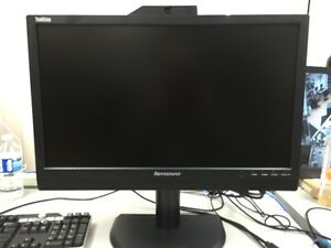 "Used  19"",22  LCD LED monitors DELL E2715HM Black 27 Samsung SE200 Monitor ThinkVision LT2223z 21.5-in  call us"