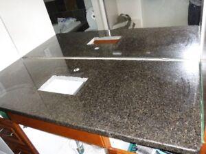 Black Pearl Granite Countertop