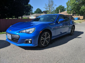 2013 Subaru BRZ Sport-tech (Winter and Summer Tires On Rims)