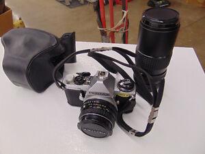 Pentax Me Super 35 MM Camera