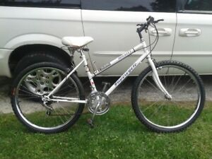 Bike STOLEN in FOREST - White Supercycle Ascent - Reward!!