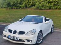 2005 Mercedes-Benz SLK SLK 55 2dr Tip Auto *** LEFT HAND DRIVE - FULL MOT *** CO