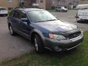 2006 Subaru Outback Special Edition Fourgonnette, fourgon