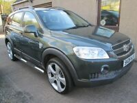 Chevrolet Captiva LT 2.0 VCDI 4WD 7 SEAT - CAR NOW SOLD - (green) 2008