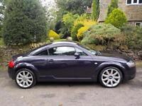 Audi TT Coupe 1.8 ( 225bhp ) 2003MY T quattro, 07583332244