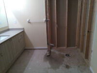 Ceramic Tiles, Sub Flooring and flooring removal Services
