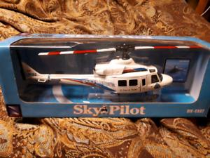 Custom Toronto Police fantasy helicopter