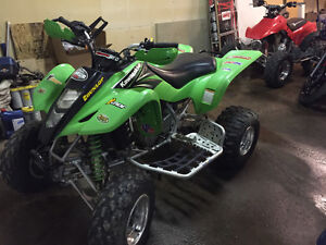 KFX 400 for sale
