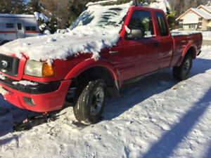 pickup ford ranger